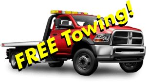 get your car towed