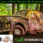 scrap cars a silent threat to the environment