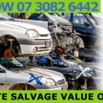 Know the Salvage Value of Your Car