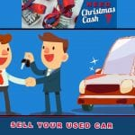 need christmas money sell your used car